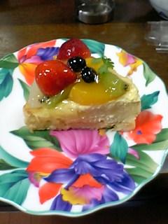 お菓子☆不二家のケーキ