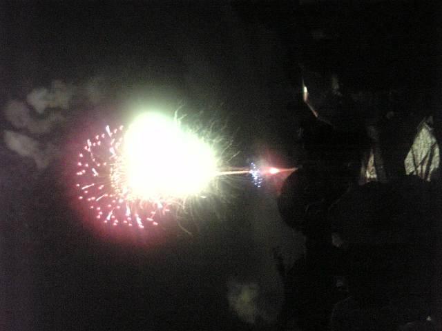 松島の花火2