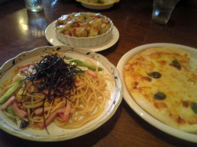 ランチ☆森のレストランぶなの森