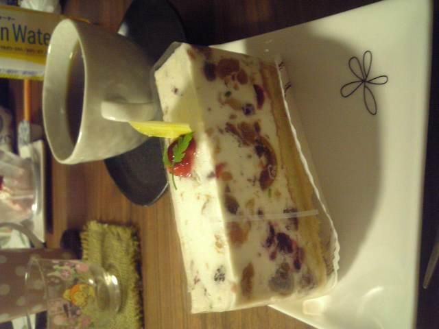 シベールのケーキ