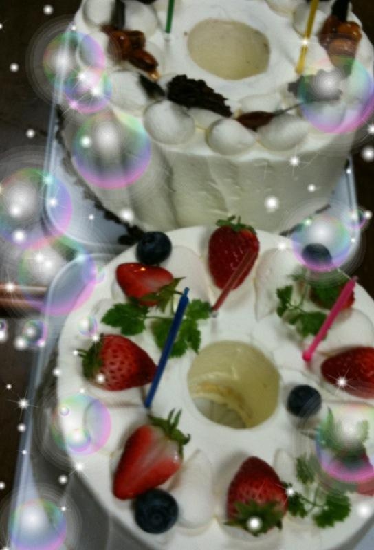 石井屋のシフォンケーキ